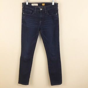 Pilcro and the Letterpress Mid Rise Skinny Jean 29